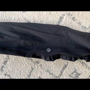 Ruched lululemon leggings - luxtreme